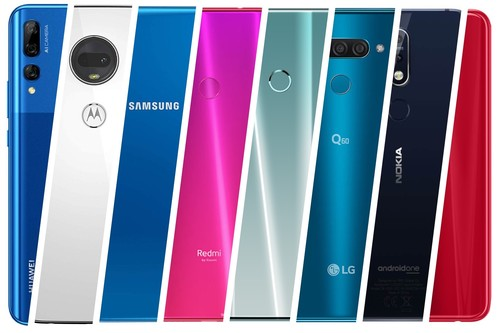 Estos son los 13 mejores smartphones que puedes comprar en México por 7,000 pesos o menos (Edición 2019)