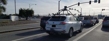 Un coche autónomo de Apple sufre su primer accidente, por un error humano