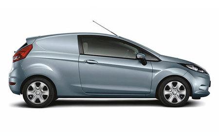 Más eficiencia para Ford Fiesta Van y Ford Transit