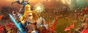 Los elegidos de Hyrule Warriors: La era del cataclismo se unen en un tráiler de lo más épico y en un gameplay de 13 minutos