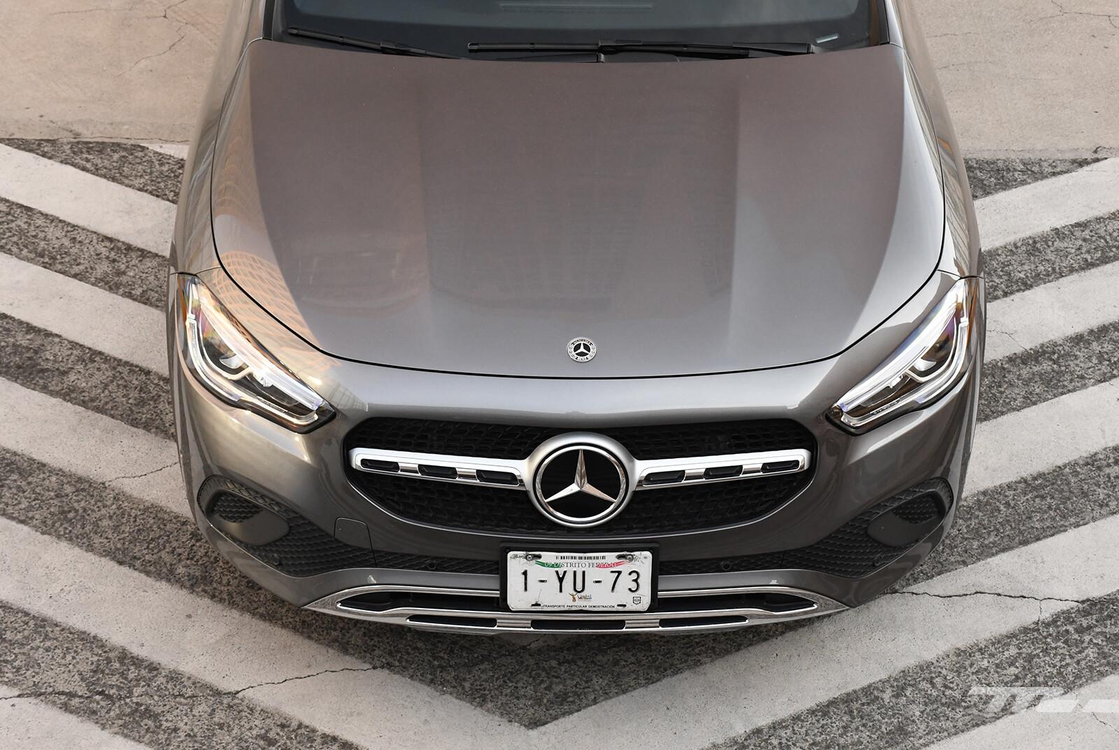 Foto de Mercedes-Benz GLA 200 (prueba) (14/30)