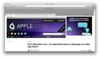 Apple lanza Safari 6 para OS X Lion