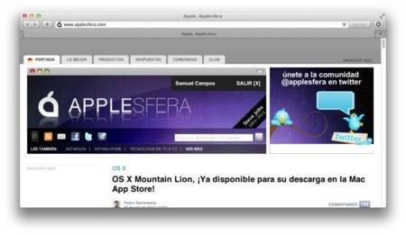 Apple lanza Safari 6 para OS X Lion