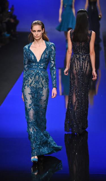 Elie Saab Otoño-Invierno 2013/2014: me rindo a tus pies.. y a tus vestidos
