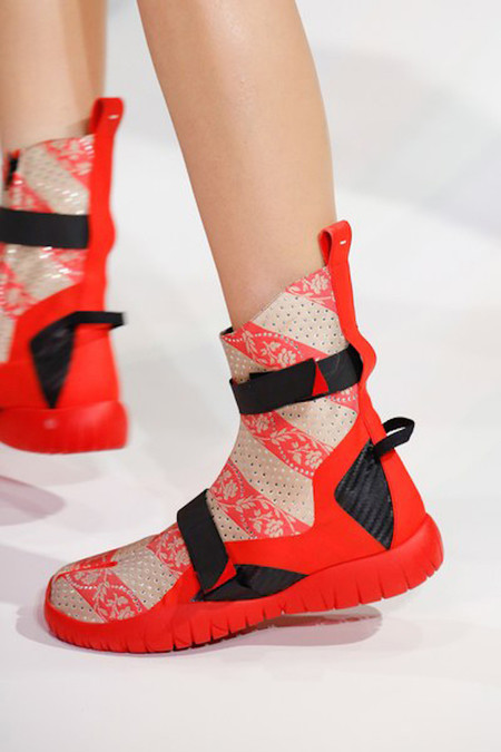 Maison Margiela Shoes Spring 2017 Paris 20