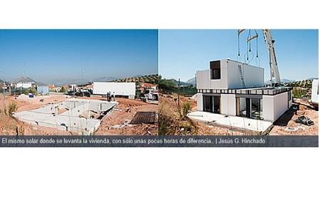 La construcción de casas modulares como solución a la crisis del ladrillo