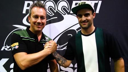 Xavi Forés volverá a Superbikes en 2020 con la Kawasaki del equipo Puccetti
