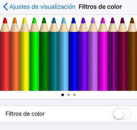 Ios 11 Apple Filtros De Color