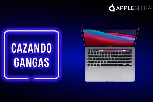 Es un buen momento para comprar un MacBook Pro M1 con esta oferta de más de 300 euros: Cazando Gangas