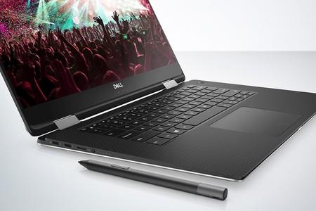 ¿Configuración multipantalla en un portátil? Así de llamativa es la patente en la que trabaja Dell