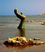 Las más curiosas esculturas en el mar