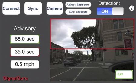 SignalGuru: la aplicación para evitar parar en los semáforos