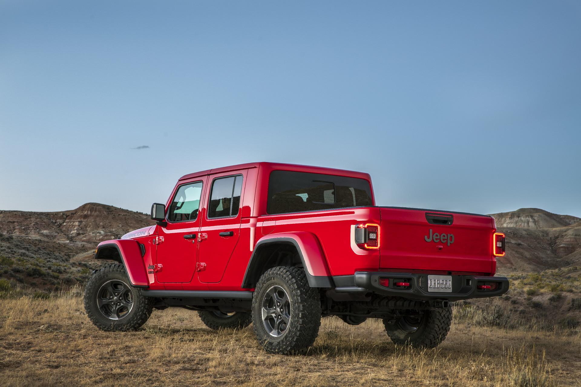 Foto de Jeep Gladiator (3/18)