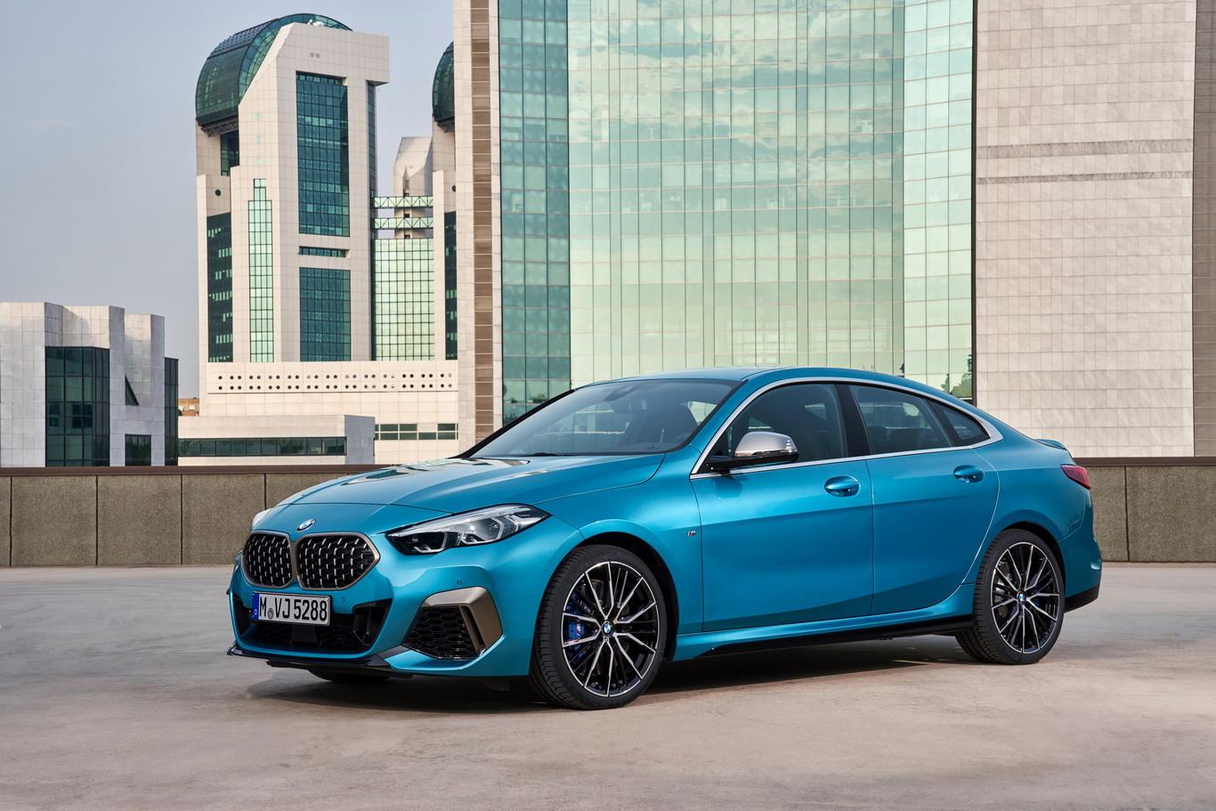 2021 BMW 220D Xdrive New Concept