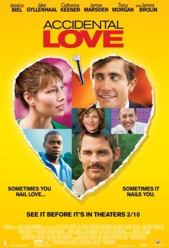 'Accidental Love', tráiler y cartel de la película que David O. Russell no quiere firmar