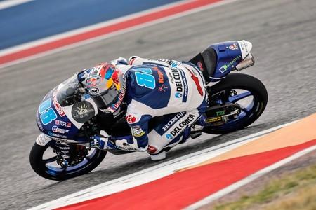 Jorge Martín abandonará Honda para correr con el equipo oficial KTM de Moto2 en 2019