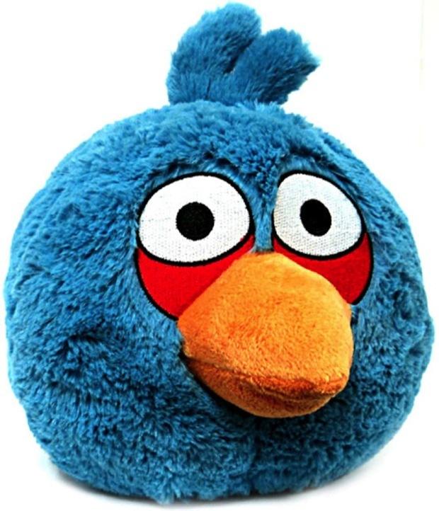 Foto de Peluches de Angry Birds (4/5)