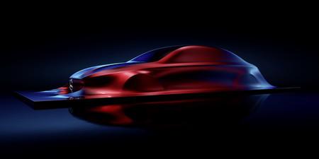 Mercedes-Benz prepara un Clase A Sedan, y nos lo cuenta con tres imágenes