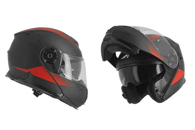 Si no tienes casco modular es porque no quieres: Astone RT1200, desde 169 euros
