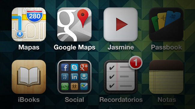 Google Maps con Street View en iOS 6