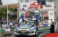 Ford deja el Campeonato del Mundo de Rallyes