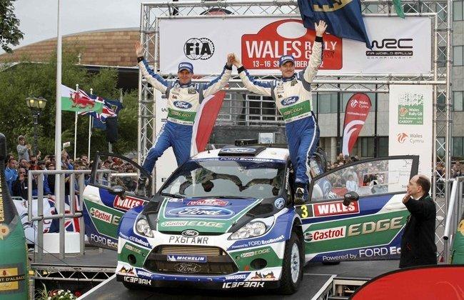 Ford en el WRC