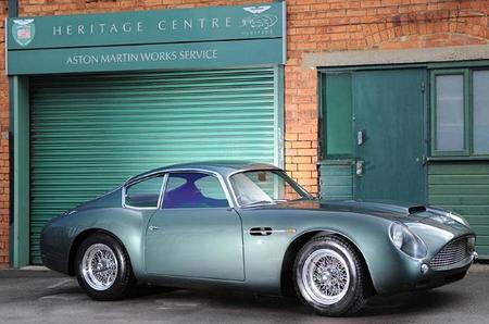 Bonhams Aston Martin Sale 2012, un Virage del príncipe Carlos y un DB4 GT Zagato a subasta