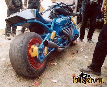 Foto de Ghost Rider a la rusa (4/10)