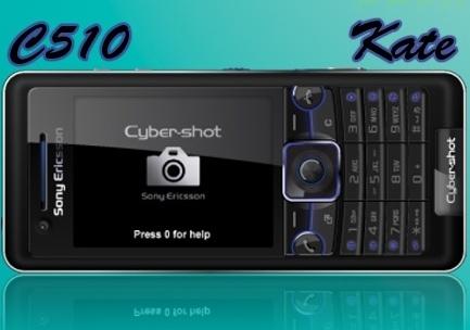 Sony Ericsson C510 y otros Cybershot