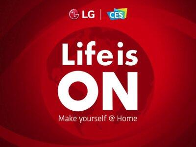 LG en CES 2021: presentación oficial en directo [finalizado]