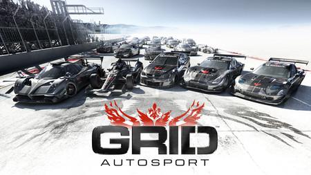 GRID Autosport, el juego de carreras de consolas y PC llegará a Android en 2019