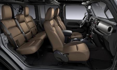Jeep R Wrangler Unlimited Rubicon Edicion Deluxe 2020 Paquete Deluxe