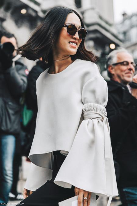 Hablar de blusas blancas no es sinónimo de aburrido o clásico