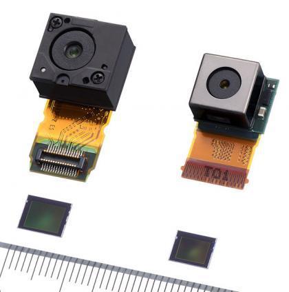 Sensor CMOS de 12 megapíxeles de Sony
