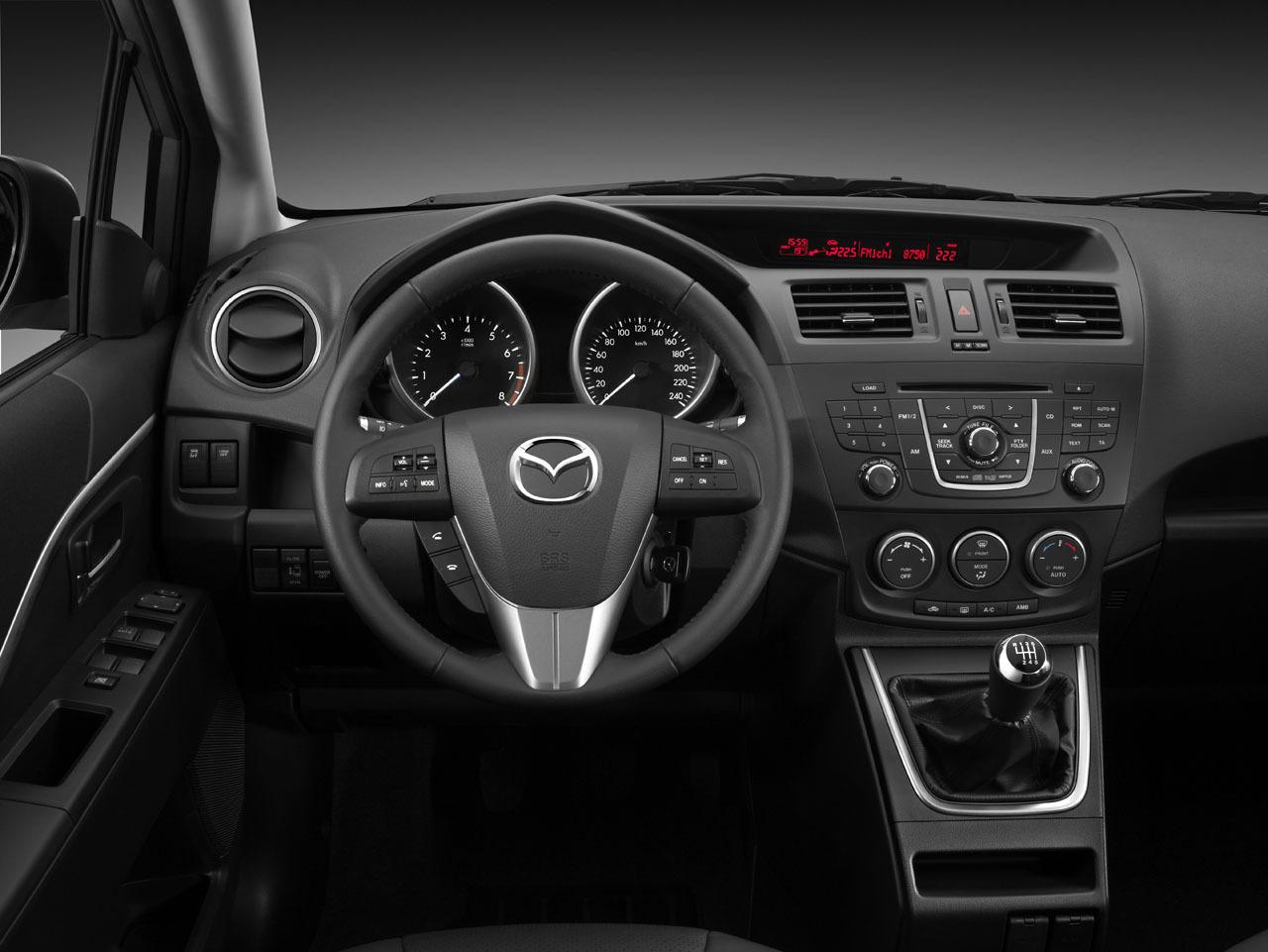 Foto de Mazda5 2010 (92/121)
