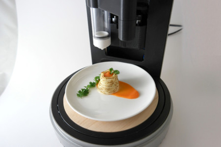 """Cocinar e """"imprimir"""" nuestra comida es la innovación que esperábamos en impresión 3D"""