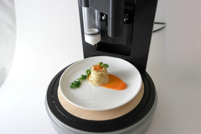 3d Food Printer 7
