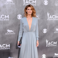 Faith Hill Academy of Country Music Awards 2014