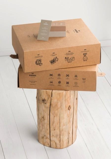 deerz caja carton