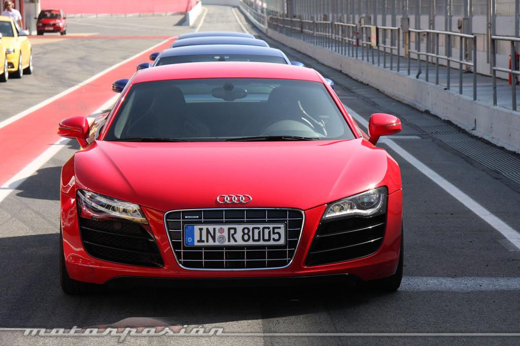 Foto de Audi R8 4.2 FSI R tronic (prueba) (48/50)