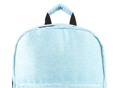 65% de descuento en la mochila Core de Spiral Bags en azul claro: puede ser nuestra por sólo 10,45 euros en Zalando