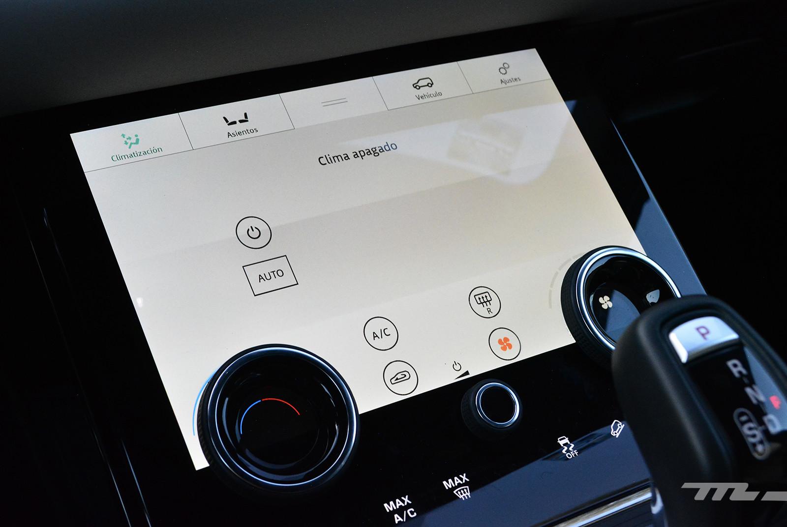 Foto de Range Rover Evoque 2020 (prueba) (18/21)