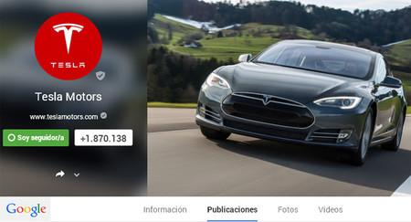 Tesla es el fabricante más buscado en Google