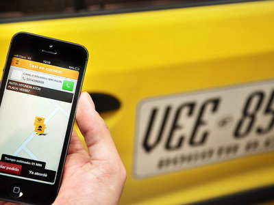 Easy verde: La alianza entre Gases de Occidente y Easy Taxi para solicitar taxis a gas