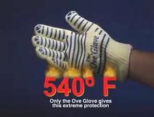 Guante ultra resistente al calor