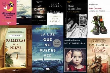 Los Libros Mas Vendidos En Espana En Marzo De 2016 667289