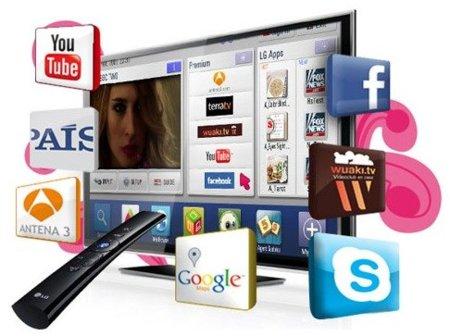 Los televisores Smart TV de LG se llenan de más contenido