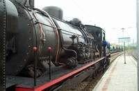 Visita la comarca oscense del Cinca Medio en un tren de vapor