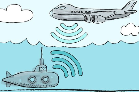 Water To Air Communication