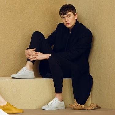 Alarde de lo simple y lo prístino: sneakers Capri de Koio Collective